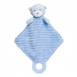 "Bonnie Teether Blue Soft Plush ""Nico"""