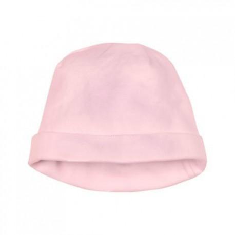 Bonnet rose nouveau-né