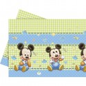 """Plastic Tablecover """"Baby Mickey Mouse"""""""