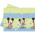 "Plastic tafelkleed ""Baby Mickey Mouse"""