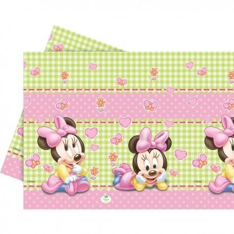 """Nappe en plastique """"Bébé Minnie Mouse"""""""