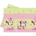 "Plastic tafelkleed ""Baby Minnie Mouse"""