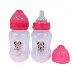 Biberon Minnie Mouse x2
