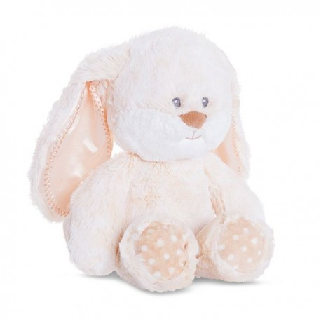 "Bunny Beige Soft Plush ""Charlie"""