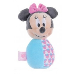 Minnie Mouse Overlap Skittle Rattles