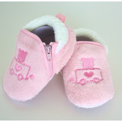 Gorgeous little teddy slippers