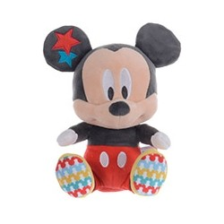 Mickey Mouse Overlap Large Plush