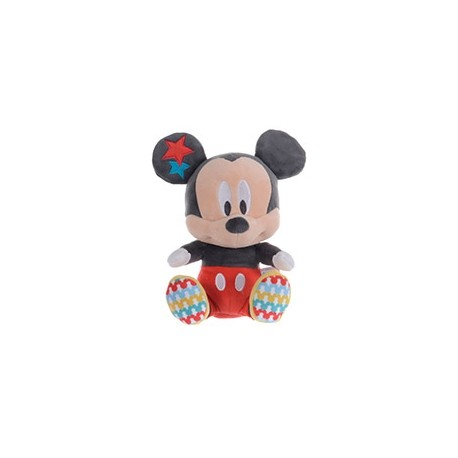 Mickey Mouse Overlap Large Plush