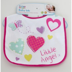 Cute Little Angel Bib