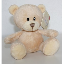 "Gorgeous soft beige baby bear ""Ben"""