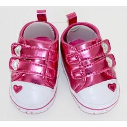 Lieve roze schoentjes