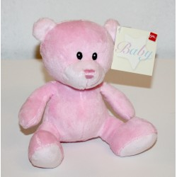 "Gorgeous soft pink baby bear ""Lola"""