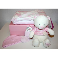 "Birth box ""basic"" pink"