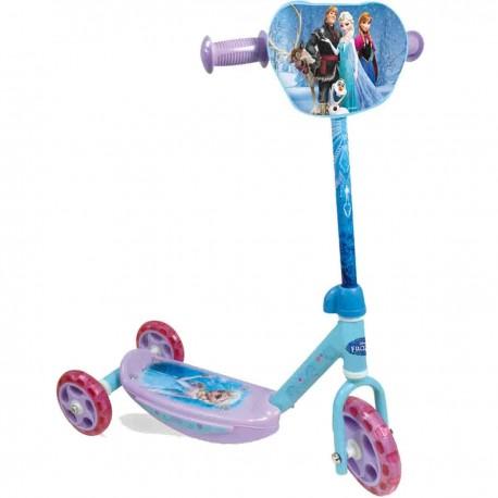"3-wheel scooter ""Frozen"""