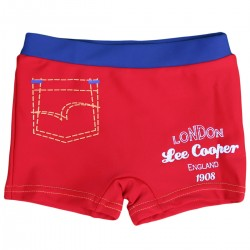 """Zwembroek """"Lee Cooper"""" rood"""