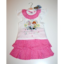 "2-piece summer set ""Frozen"" pink"