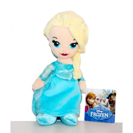 "Soft toy Elsa ""Frozen"""