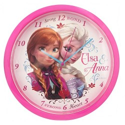 "Horloge murale ""La Reine des Neiges / Frozen"""