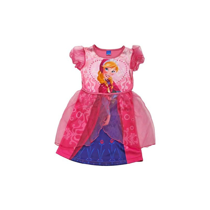 robe anna la reine des neiges rose - Robe Anna Reine Des Neiges