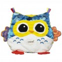 "Plush owl with light and music ""Night Night"""