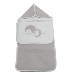 "Angel nest ""hedgehog"" multifunctional gray"