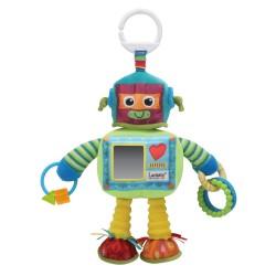 """Peluche d'éveil """"Rusty le robot"""""""