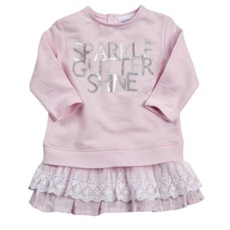"""Tunic """"lace"""" pink"""