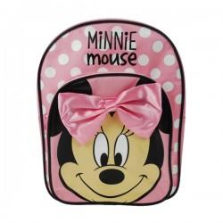 """Sac à dos """"Minnie Mouse"""" avec noeud rose"""