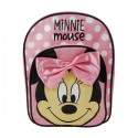"Backpack ""Minnie Mouse"" with bow pink"