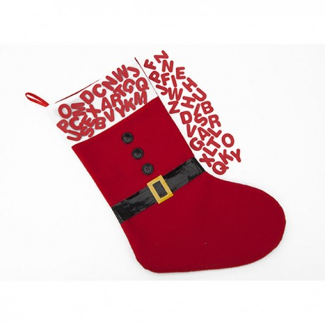 Christmas stocking to personalize