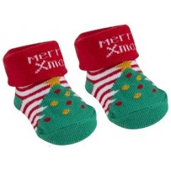 "Sokjes ""Kerstboom"""