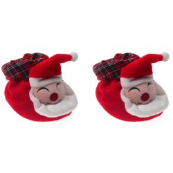 "Booties ""Santa Claus"""
