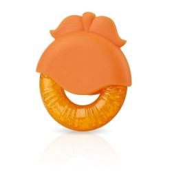 "Nuby ""orange"" teether"