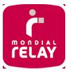 Mondial RELAY (livraison en point relais)