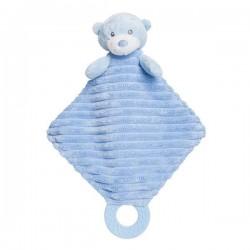 "Bonnie Teether Blue Soft Plush ""Nico"""