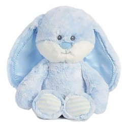 "Bunny Blue Soft Plush ""Sam"""