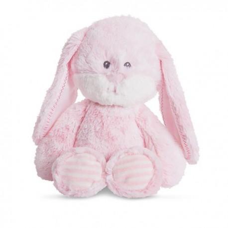 "Bunny Pink Soft Plush ""Mia"""