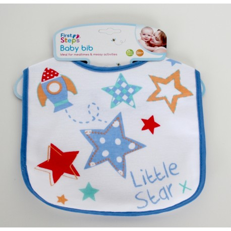 Cute Little Star Bib