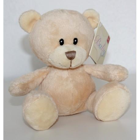 """Gorgeous soft beige baby bear """"Ben"""""""