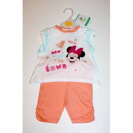 """2-piece summer set """"Minnie"""" orange"""