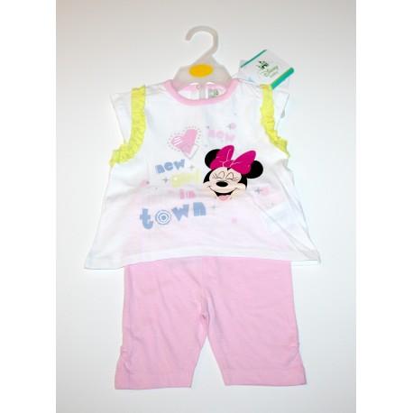 """2-piece summer set """"Minnie"""" pink"""