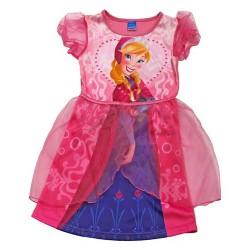 """Robe Anna """"La Reine des Neiges"""" rose"""