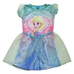 "Dress Elsa ""Frozen"" blue"