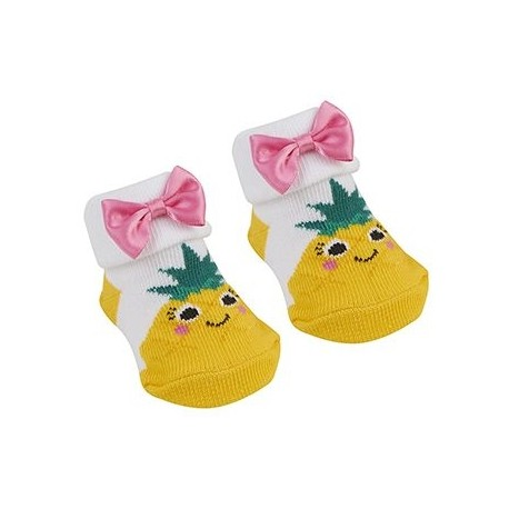 """Chaussettes """"ananas"""""""