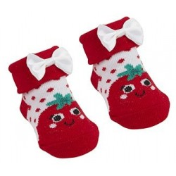 "Socks ""strawberry"""