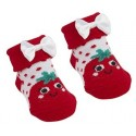 "Socks ""strawberry"""