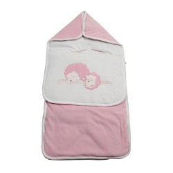 "Angel nest ""hedgehog"" multifunctional pink"