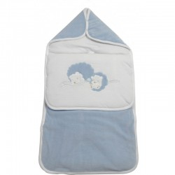"Angel nest ""hedgehog"" multifunctional blue"