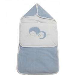 "Angel nest ""hedgehog"" multifunctional blue"