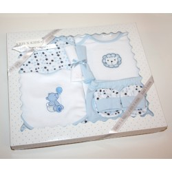 7 pieces gift box for newborn